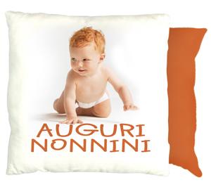 cuscino personalizzato con foto